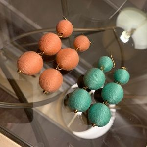 Jewelry - Bonbon Bon Bon Earrings- Set of 2